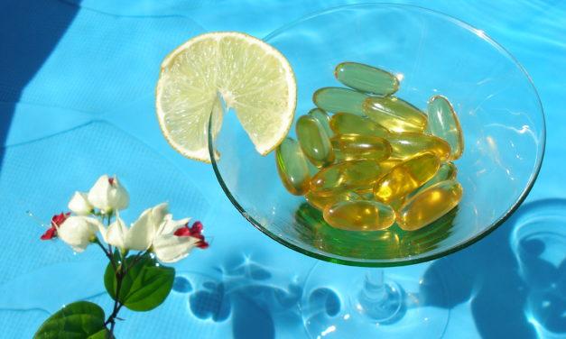 Nízká hladina vitaminu D znamená vyšší riziko onemocnění chronickou rhinosinusitidou a nosními polypy